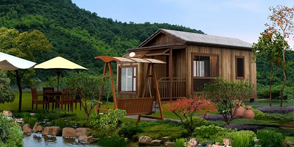 如何选择木屋别墅公司?