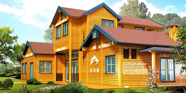 请问木屋别墅住着好吗?