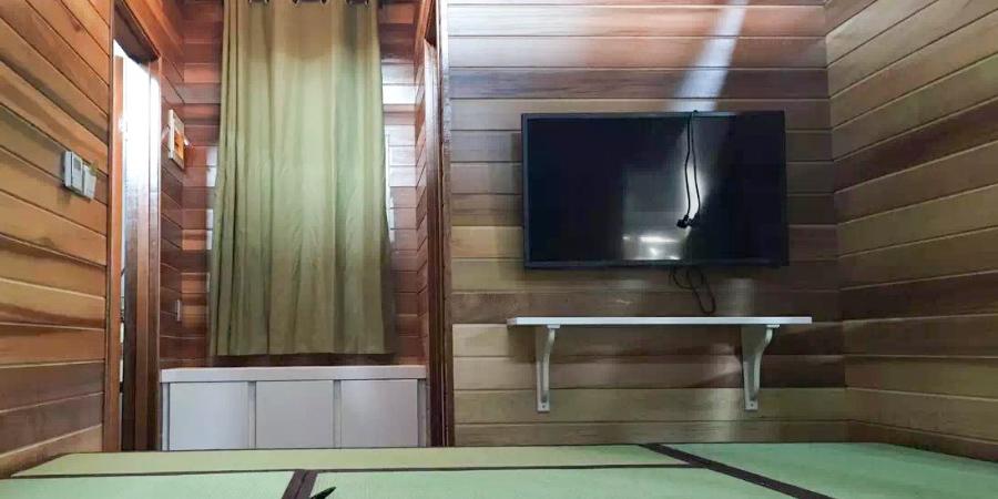 迷你智能移动木屋YDZP-001