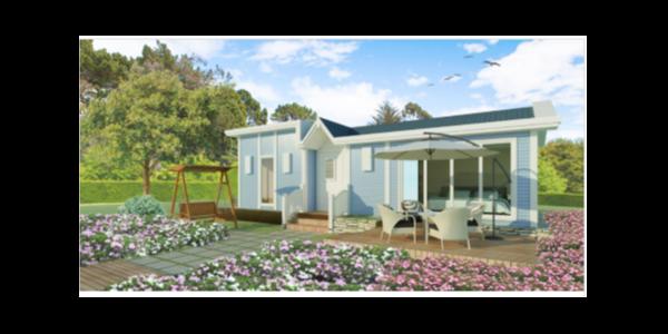 移动木屋为什么比混凝土环保?