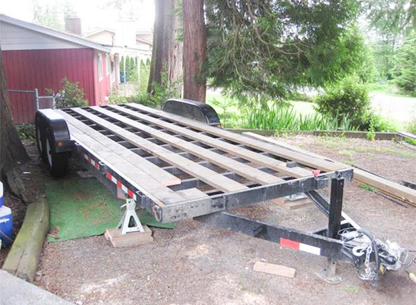 移动木屋确认户型及尺寸